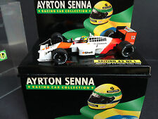 Minichamps - Ayrton Senna - McLaren - MP4/4 - 1988 - World Champion -ASC01