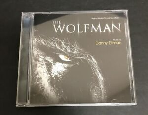 Wolfman-Original-Motion-Picture-Original-Score-CD-Soundtrack-Werewolf-Elfman