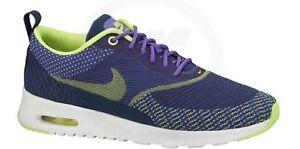 Donna Max Workout Sz5 654170 500 Blue Running Air Thea Nike 10 Jacquard xBoerdCW