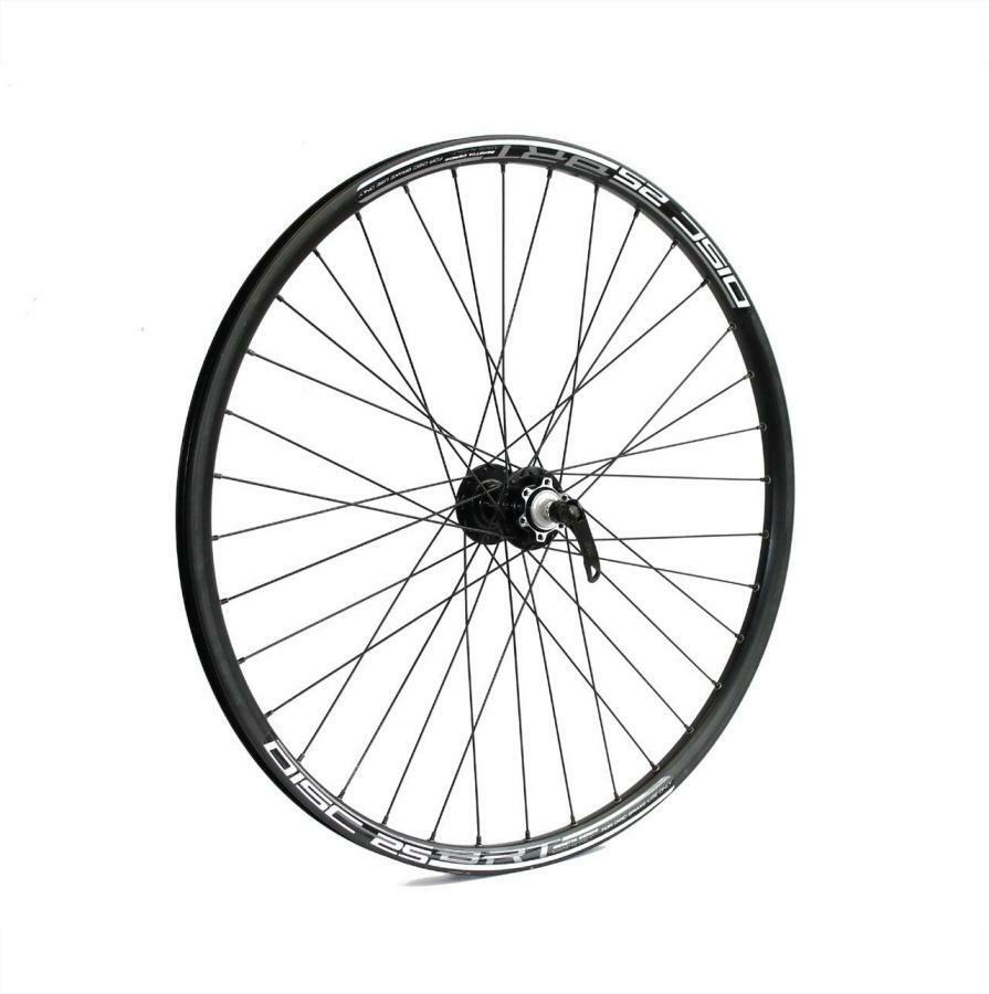 Rueda trasera mtb 27,5 disco 9v con ojales black  R275PDBK RIDEWILL BIKE Ba  manufacturers direct supply