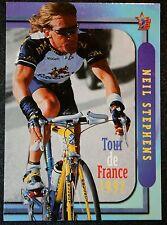 Tour de France   Festina  Neil Stephens     Photo Card VGC