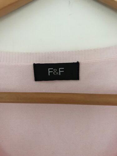 manica lunga casual F da l Rosa Felpa f donna M Jumper 6SwO8