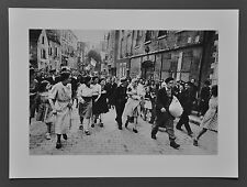 Robert Capa Limited Ed. Photo Heliogravure 40x30 France 1944 Chartres Frankreich