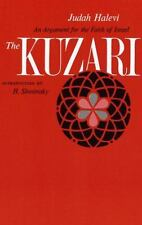 Kuzari : An Argument for the Faith of Israel by Judah Halevi (1987, Paperback)