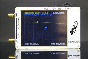 Nanovna-VNA-HF-VHF-UHF-UV-Vector-Network-Analyzer-Antennen-Analyzer-PC-Software