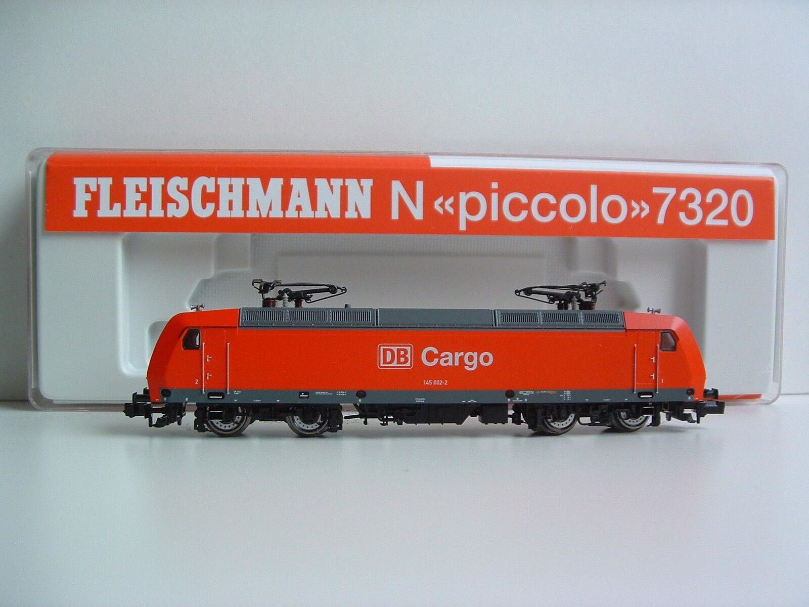 hasta un 60% de descuento Fleischmann n 7320 e-Lok Cochego br br br 145 002-2 DB EP. V OVP n274  venta caliente en línea