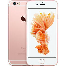 Apple iPhone 6S 64GB SIM Free Unlocked iOS Smartphone - Rose Gold