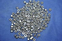 Fastenal Nylock 8-32 Hex Nut 315 Pcs Zinc Finish Grade 2 Nylok 37012