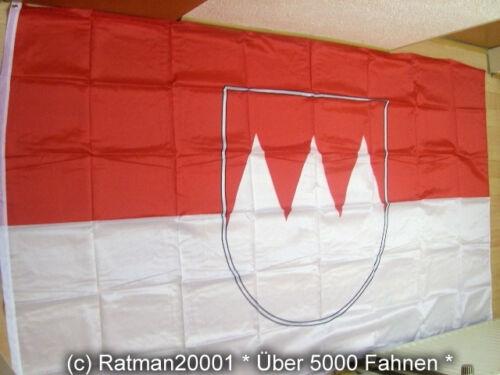 2-150 x 250 cm Fahnen Flagge Franken