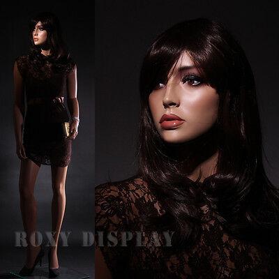 Female Fiberglass Mannequin Manikin Manequin Dummy Dress Form LISA8