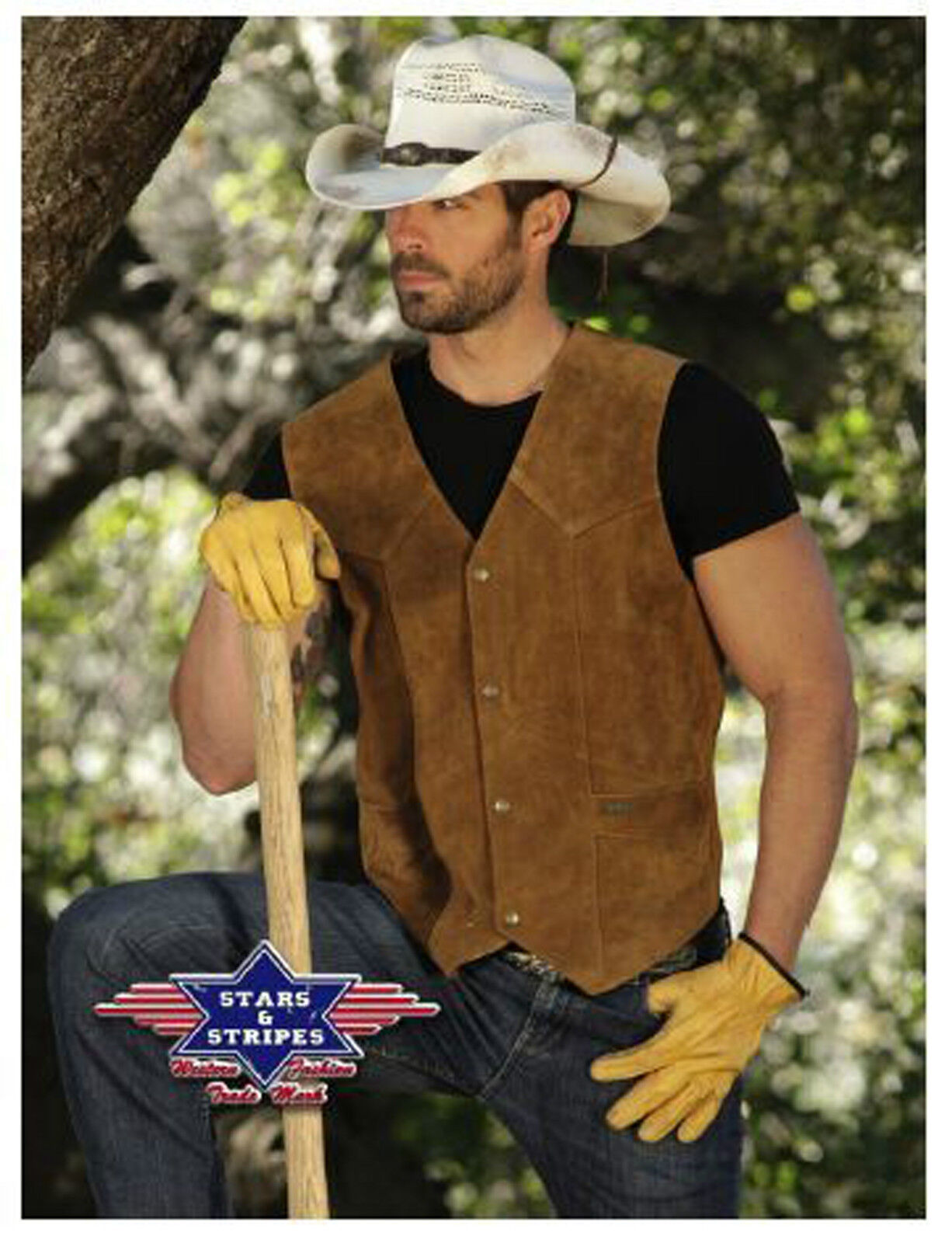 Vests  Country Western Ref  Alabama Stars & Stripes  sale with high discount