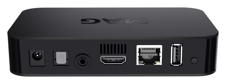 MAG322w1 IPTV boks + gratis HDMI/SPDIF kabel, MAG322w1,