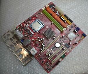 Genuine-MSI-MS-7357-Socket-LGA-775-Motherboard-Complete-with-Backaplate