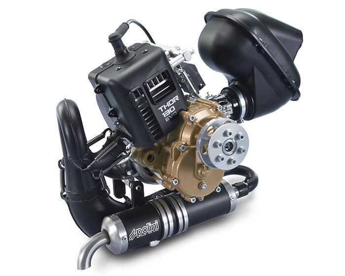 POLINI THOR 130 EVO - Ø 24 Carburetor - Flash starter