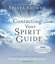 Contacting Your Spirit Guide by Sylvia Browne (2015, Paperback)