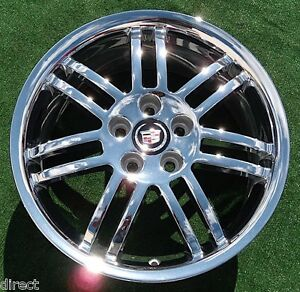 Brand NEW Genuine GM OEM Factory CHROME Cadillac STS DTS ...