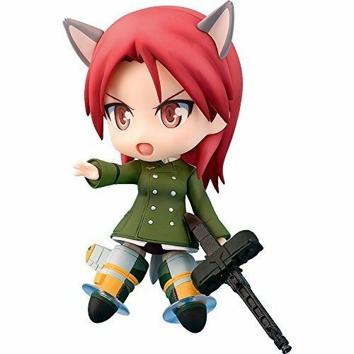 Phat Strike Witches 2  Minna-Dietlinde Wilcke NendGoldid  Figure