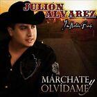 Márchate y Olvídame by Julión Alvarez y Su Norteño Banda (CD, Nov-2011, Disa)
