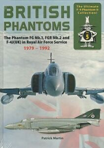 Double Horrible - The Phantom Fg Mk.1,fgr Mk.2 Et F-4j (gb) Royal Force Aérienne