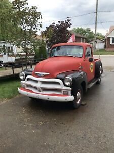 1955 Chevrolet Autres Pick-ups