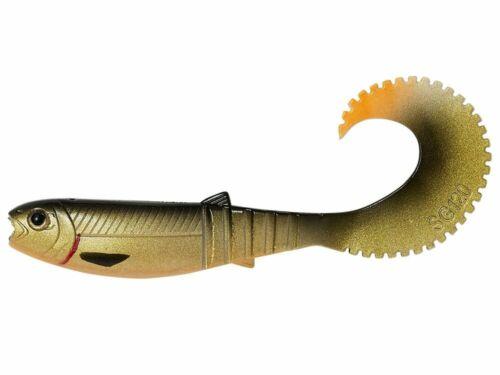 Savage Gear Cannibal Curl Tail Bulk 10cm 5g 4pc Leurre souple NEUF COULEURS 2020