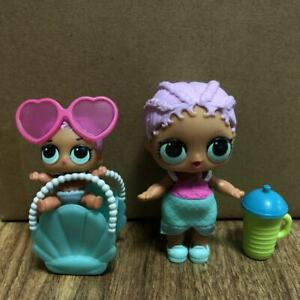 2PCS-LOL-Surprise-Doll-MERBABY-Family-amp-Bag-THEATER-Toys-Authentic
