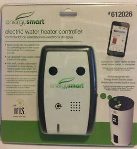 Details about New Sealed Energy Smart 612026 Electric Water Heater  Controller WiFi IRIS