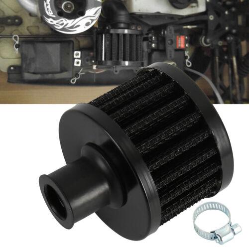 Filtre à air petit carter moteur intake Champignon turbo tête grille d/'aération Voiture Huile Reniflard Froid