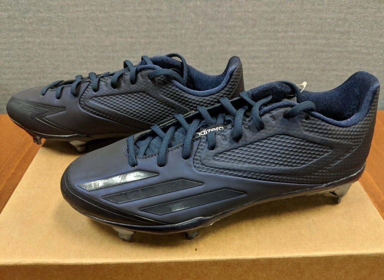 Adidas Adizero Afterburner 3 E Cleat - Men's Baseball Size 8 SKU BW0357
