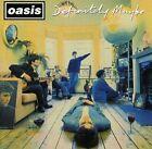 Oasis Definitely maybe (1994) [CD]