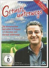 Gernstl unterwegs (6 DVDs) Franz Xaver Gernstl Neu!