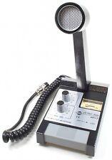 ZETAGI MB+5 Base Micrófono CB radio 250-3500Hz medidor de VU