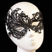 Women Girl Lady Lace Eye Face Mask Masquerade Party Ball Prom Halloween Costume