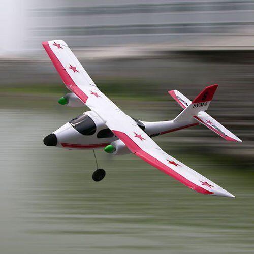 SONIC RC CONTROLLED PLANE PLANE PLANE RADIO REMOTE CONTROL AIRPLANE GLIDER RC AEROPLANE 828145