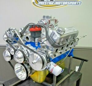 Details about 427 Ford Stroker Crate Engine All Forged 351W Block COMPLETE  TURN KEY 500HP