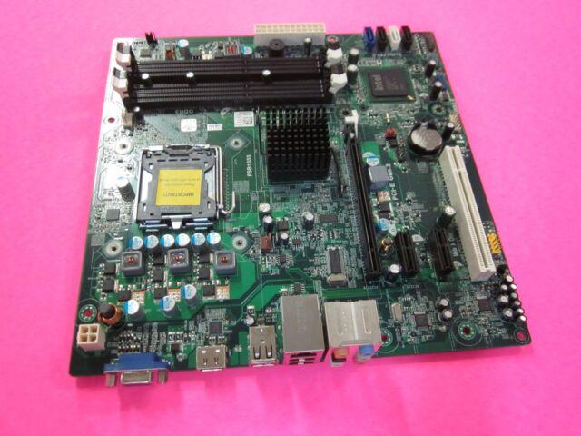 Dell CN-018D1Y, LGA 775/Socket T, Intel Motherboard