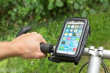 Manillar Bici Bicicleta Soporte Estuche Funda para Apple iPhone 4/4S/5/5S/5C
