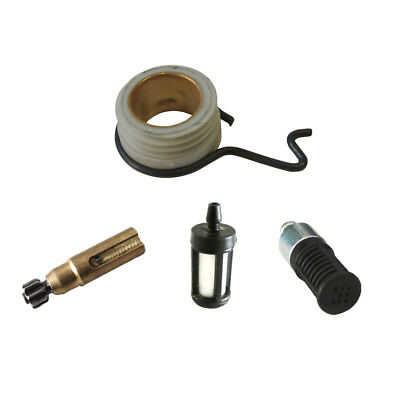Oil Pump Fuel Filter Worm Rod Pipe For STIHL MS170 MS180 MS210 MS230 Chainsaw