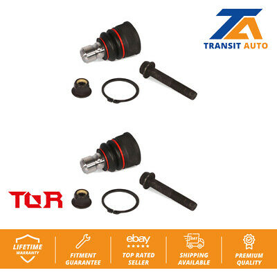 Front Suspension Ball Joints Pair 2007-2012 Mazda CX-7