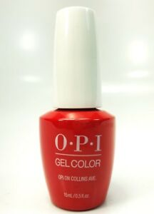 Image Is Loading Opi Gelcolor Gel Nail Polish Gc B76
