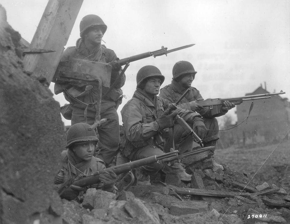 The reason the M1 Garand used to jam every 7th round