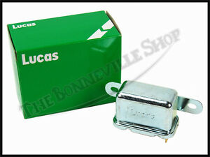 image is loading genuine lucas 12v 20 amp horn relay triumph