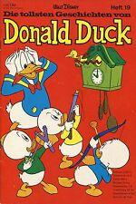 Die tollsten Geschichten von Donald Duck (Heft 19) Zustand 1-2