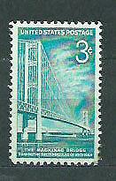 Estados Unidos - Correo 1958 Yvert 645 ** Mnh Puente