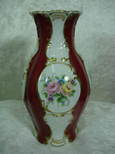 Lindner Germany Vase Handarbeit 20,5cm hoch (Wto. 8) NEU