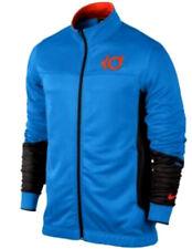 New Nike KD Precision Moves Full Zip Men Size 2XL Blue/Black/Orange [579450 406]