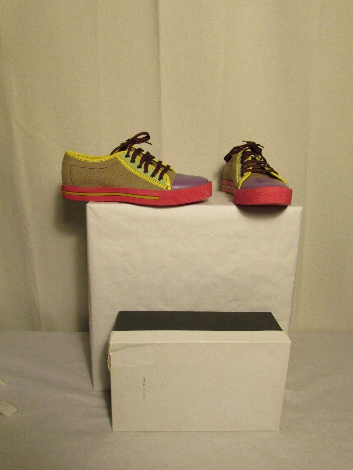 Baskets Marc by ice Jacobs canvas ice by 40 935b69