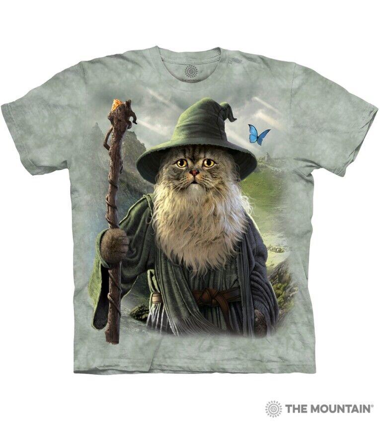 7166 The Mountain Mountain Mountain T-Shirt Shirt CATDALF  Katze Gr. S  bis 5xl | Komfort  | Vorzügliche Verarbeitung  | Neue Sorten werden eingeführt  f059d8