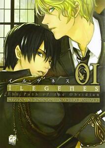 manga-GP-MANGA-ILEGENES-NUMERO-1