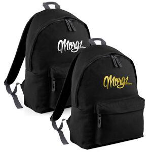 MORGZ BAG Gold White Rucksack Backpack Ultimate Team Youtube Prank ... 67e825542bd5b